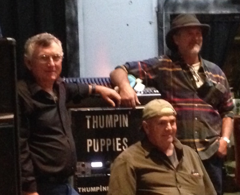 Event Gallery: Thumpin' Puppies Concert 02/21/2015