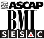 ASCAP, BMI, & SESAC Licensed
