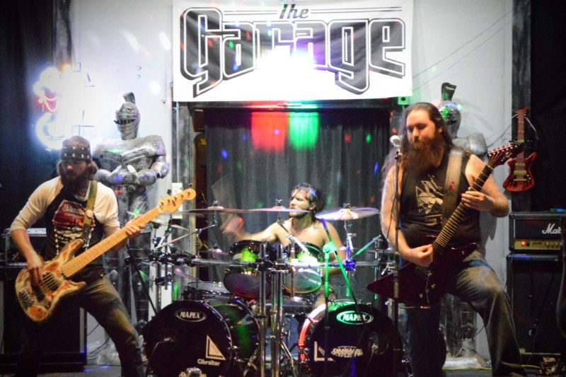 Gallery: The Black Order, with Pursuer 7/28/2015